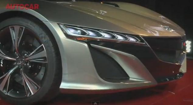 Geneva motor show 2012 video review