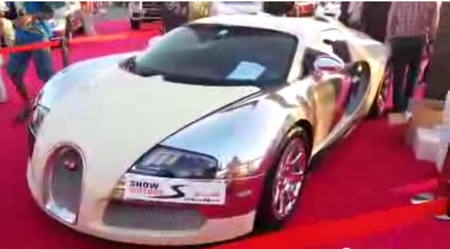 World Most Expensive Cars Show 2013